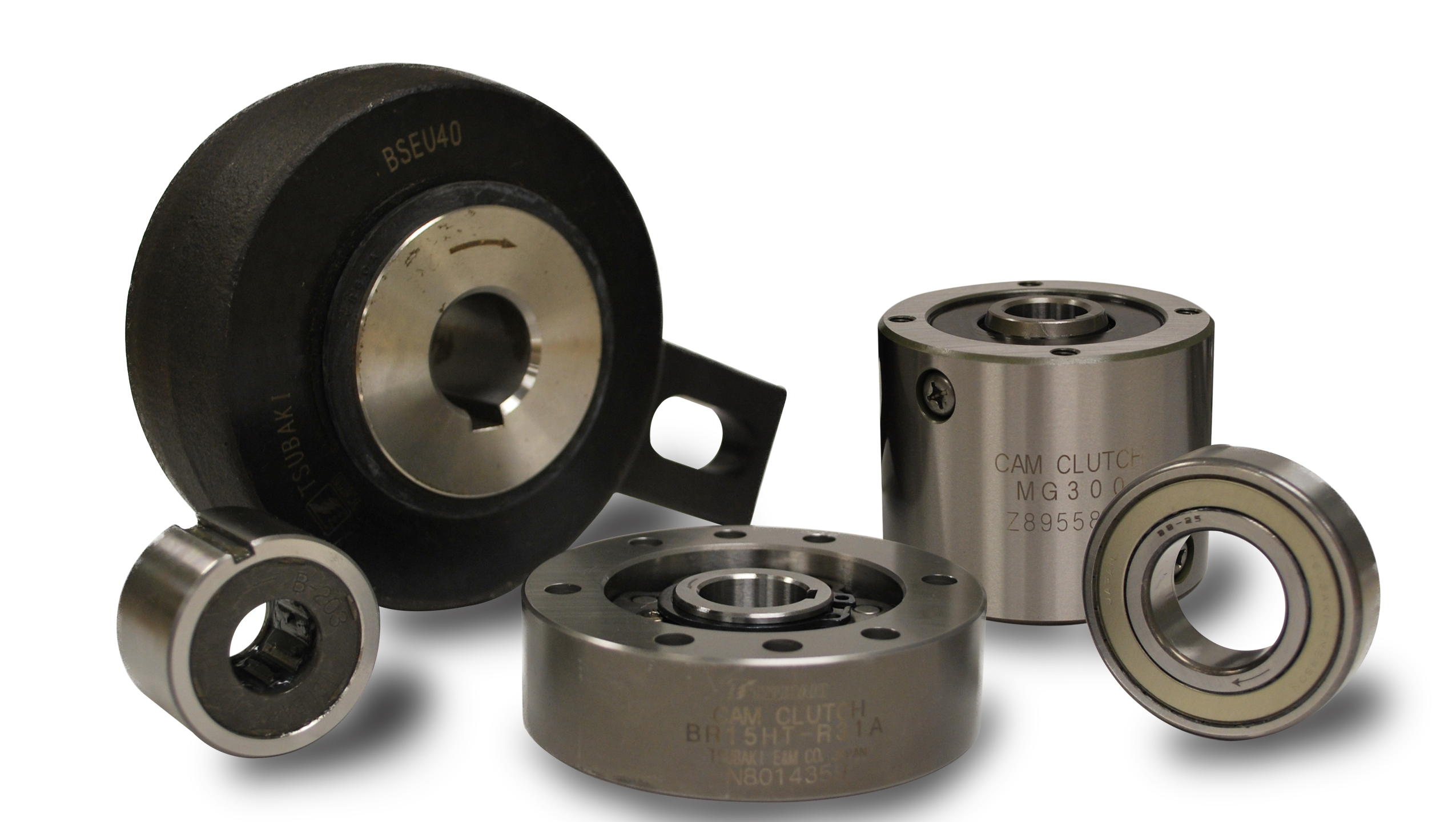 Cam clutch solutions from Tsubaki Canada