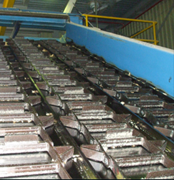 Inclined Chips Conveyor
