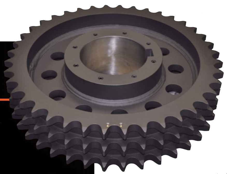 Energy Series Sprocket from Tsubaki Canada