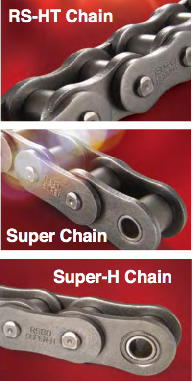 G8 Heavy Duty Series Chain - HT Chain, Super Chain, Super-H Chain