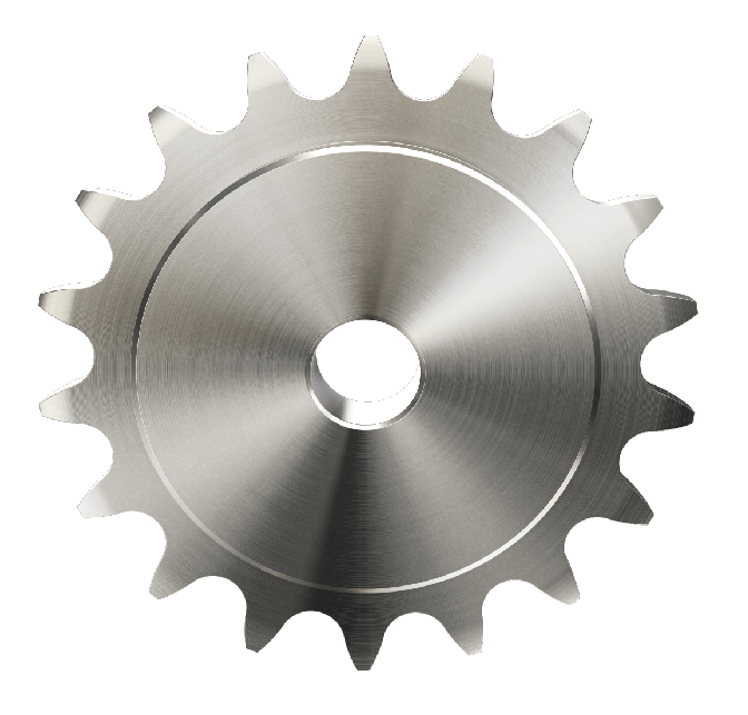 Super Stainless chain sprockets