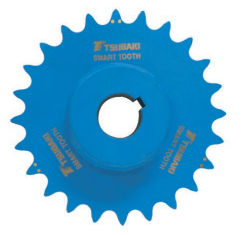 Smart tooth sprocket from Tsubaki