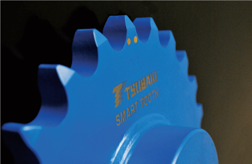 Tsubaki SmartTooth sprocket technology